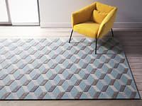 nevio pure wool rug model