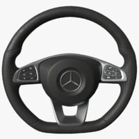 Steering Wheel Mercedes C300 2017