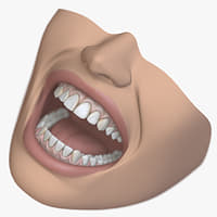 dental mouth 3D