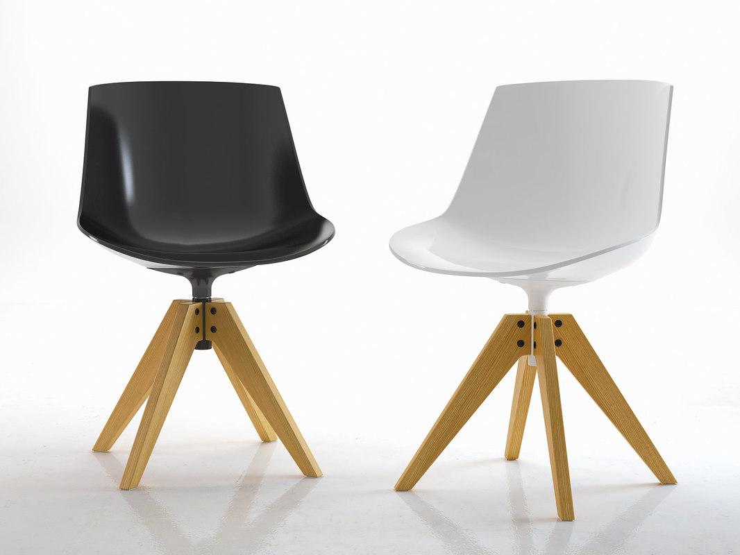 flow chair vn 4-legged model