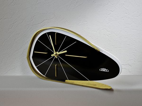 1960s prim brusel style 3D model