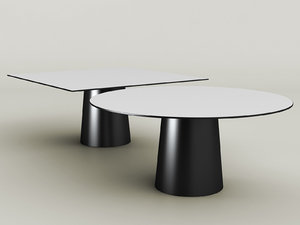 container tables l 3D