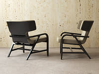 fulgens armchair 3D model