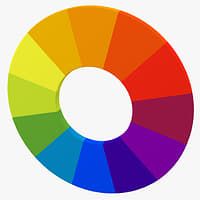 Color Wheel 04