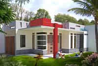 3D cluster home model
