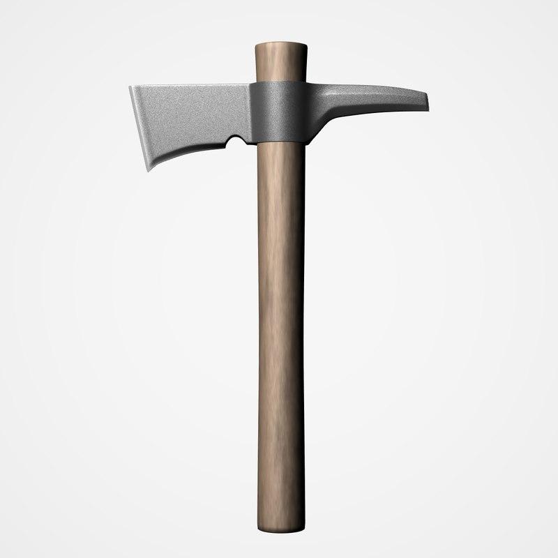 t-hawk hatchet 3D model