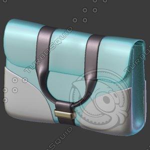 rings engagement 3D model