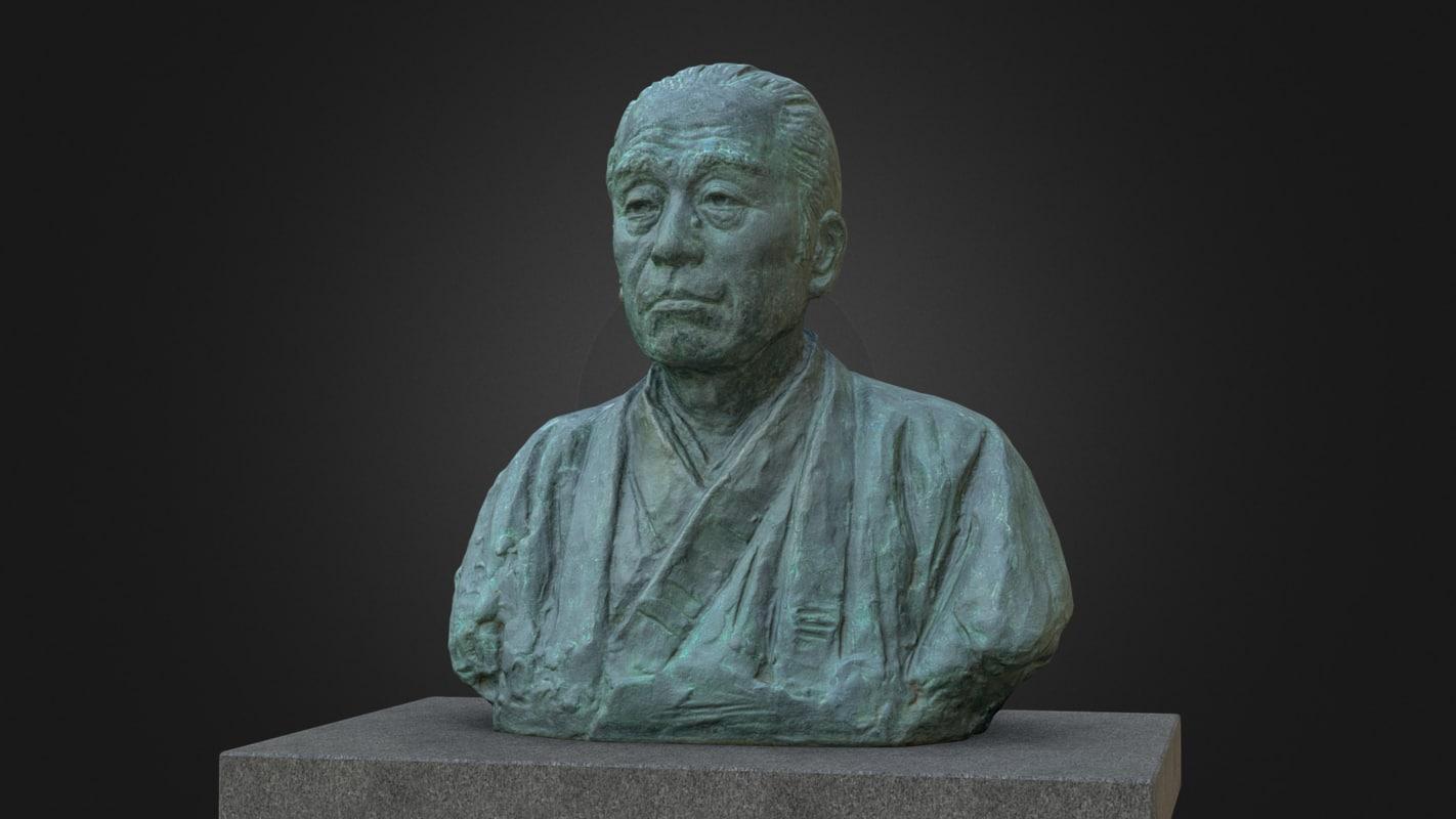 4k fukuzawa yukichi 10 model