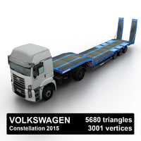 VW Constellation Loader 2015