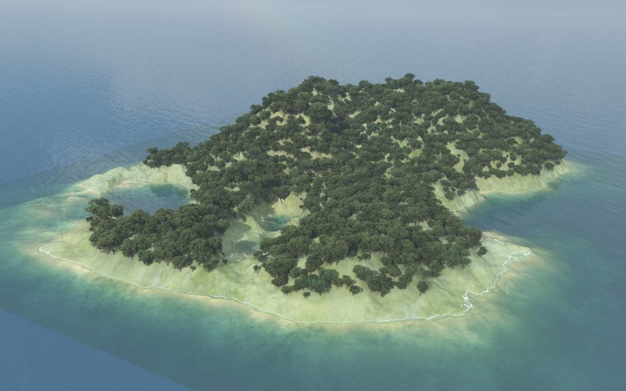 island vue model