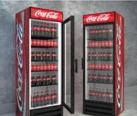 branded cola 3D model