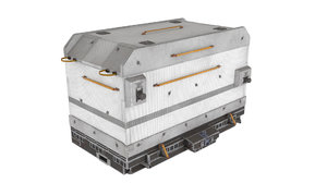 3D container space