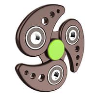3D hand spinner spin