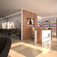 Beauty Salon 3D Models for Download | TurboSquid