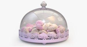 meringue decor model