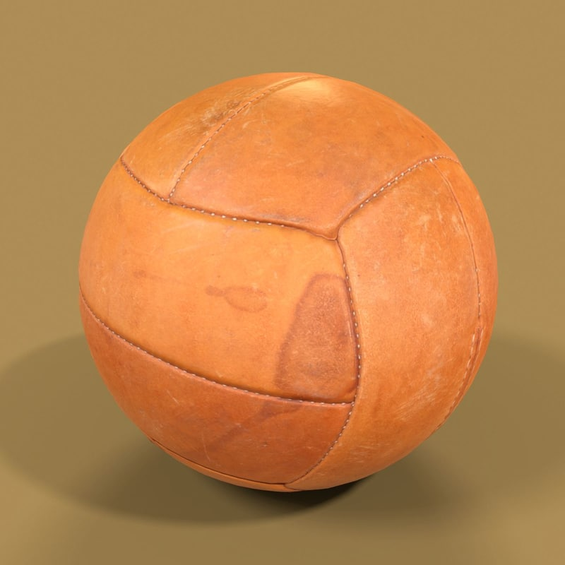 3D leather ball basketball