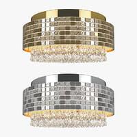 3D chandelier 743062 bezazz lightstar