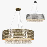 chandelier 743162 bezazz lightstar model