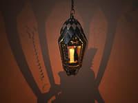 modern islamic lantern