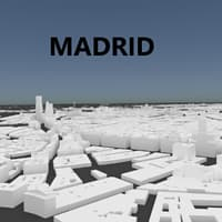 3D complete madrid
