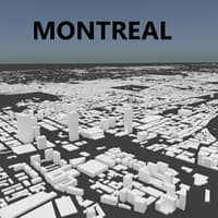 complete montreal 3D
