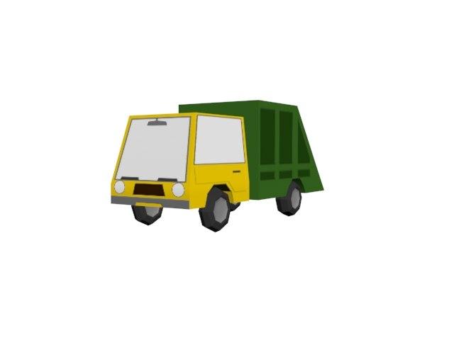 gaming 3D model