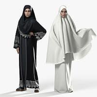 Hajj Woman01