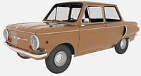 3D 1971 1978 968 model