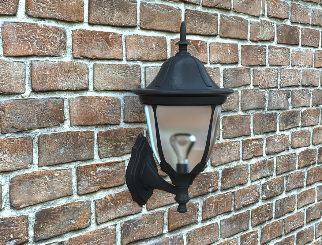 3D streetlight street light