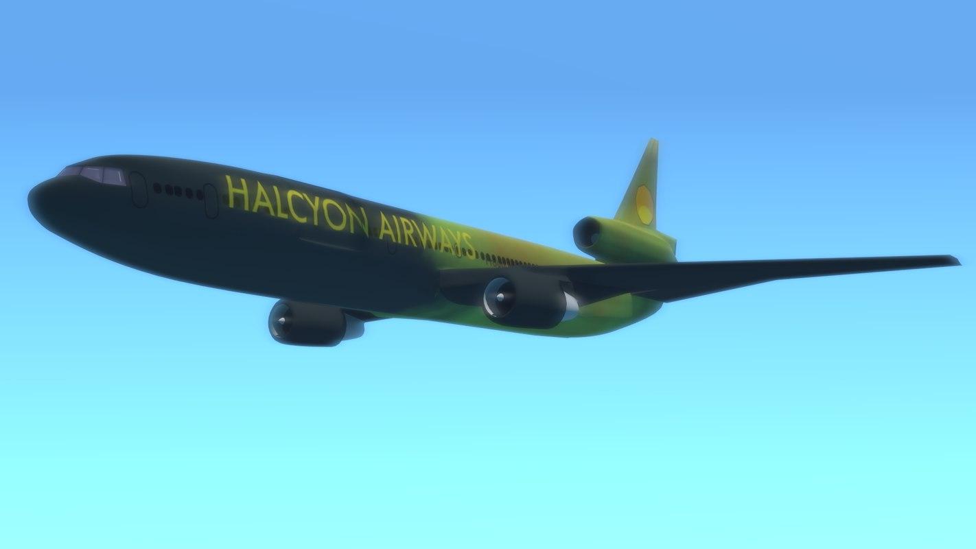 combi halcyon 3D