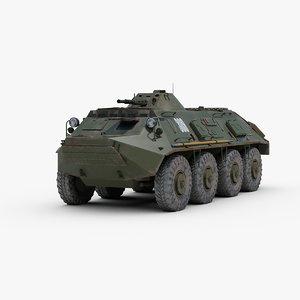 soviet btr 60 model