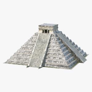 3D pyramid 02 -