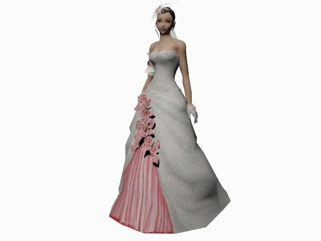 3ds max 3D model