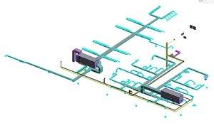 sample hvac guide 3D model