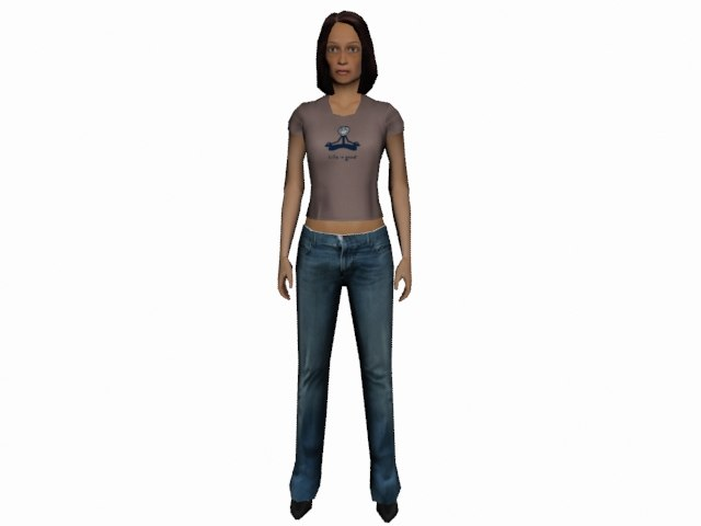 3D model 3ds max
