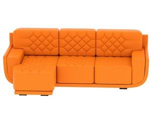 sofa f 3D model