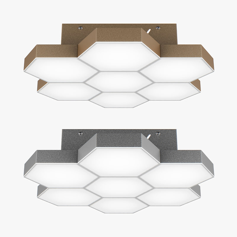 chandelier 750073 favo lightstar 3D model