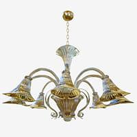lights sylcom grimani 1479 3D model