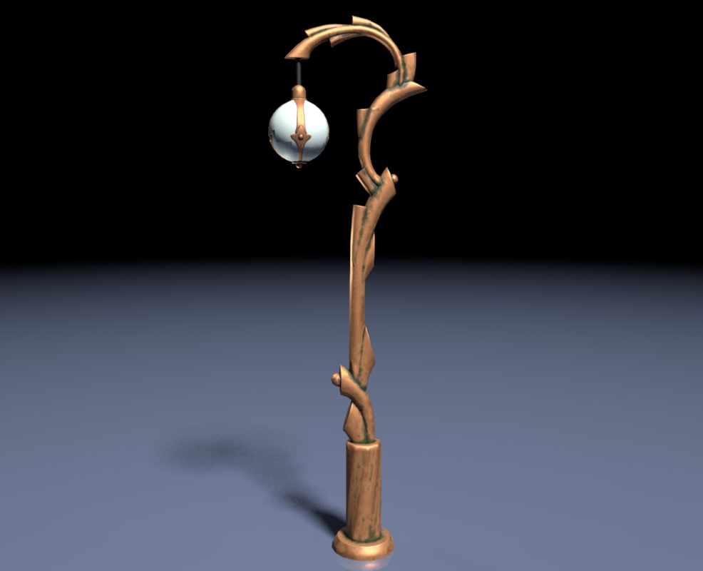 lantern lamp model