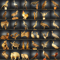 36 Animals Master Collection