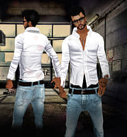 imvu White Shirt
