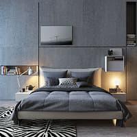 3D alf francis bed