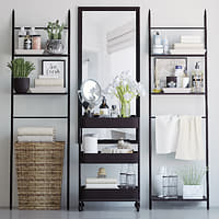 Shelving for the bathroom