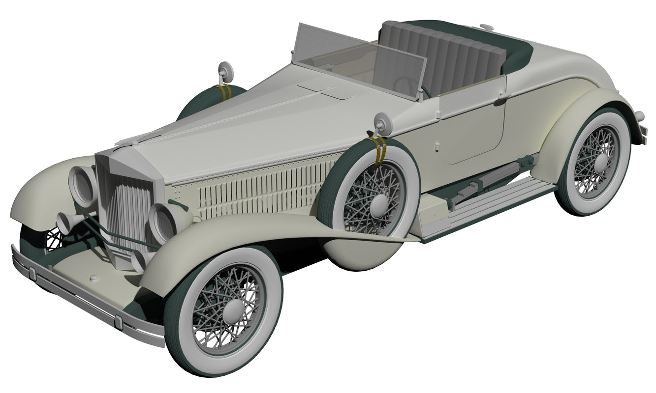 1930 emerson j coupe model