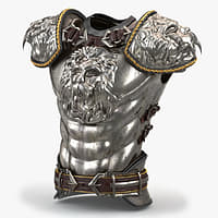 Medieval Boby Armor