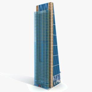 leadenhall building london model