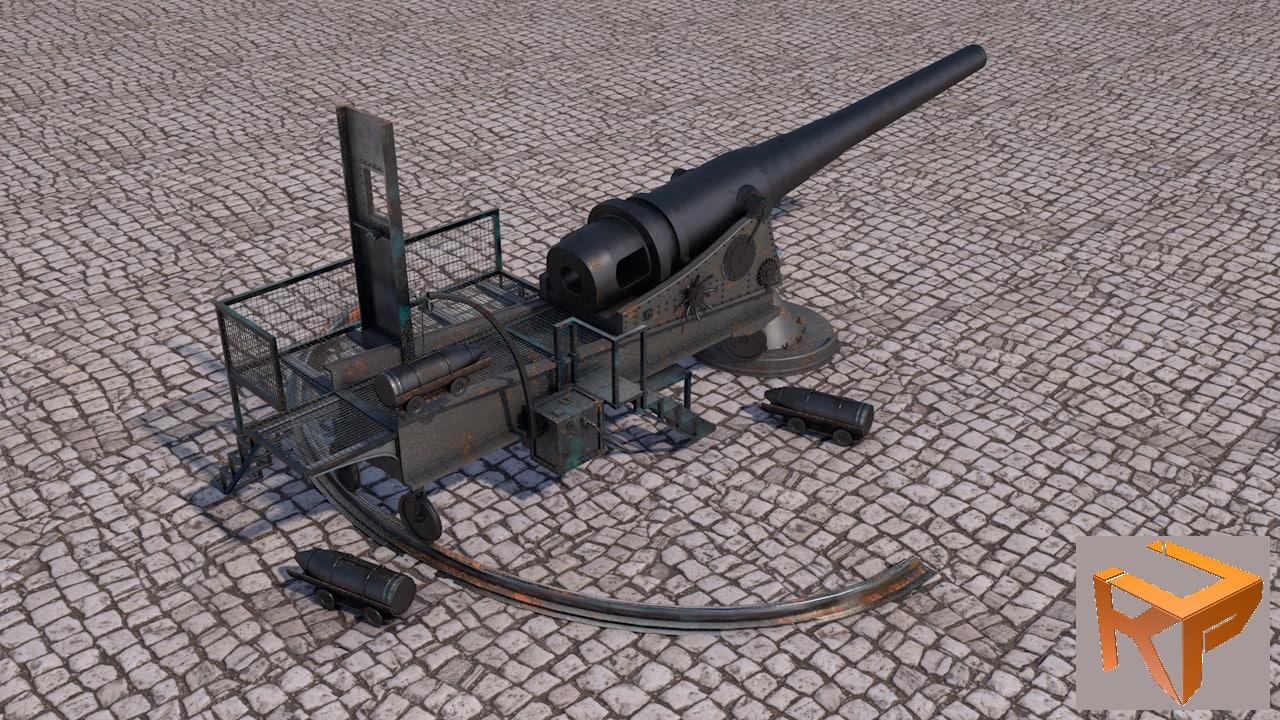 3D model hamidiye