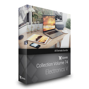 3D volume 74 electronics v