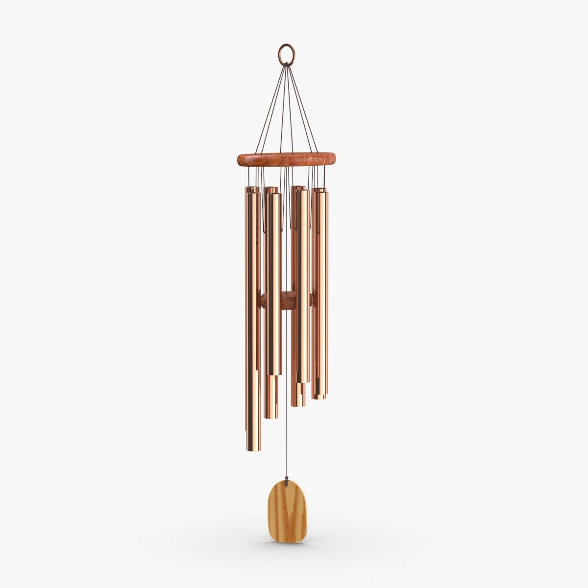 Wind Chime 3D Models for Download | TurboSquid