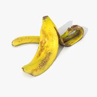 Banana Peel Realistic